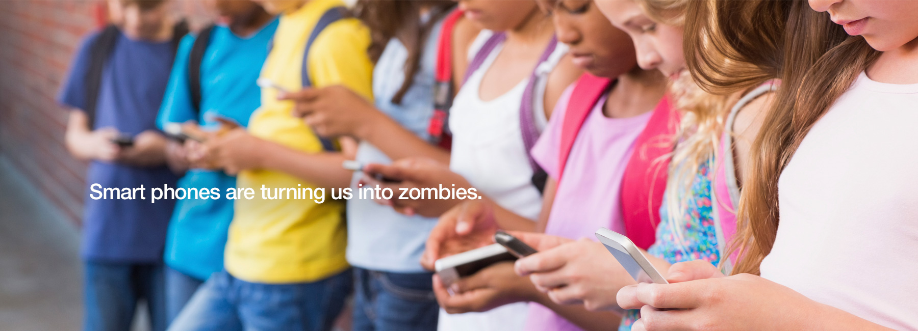 Resources for keeping your kids off cell phones & smartphones.