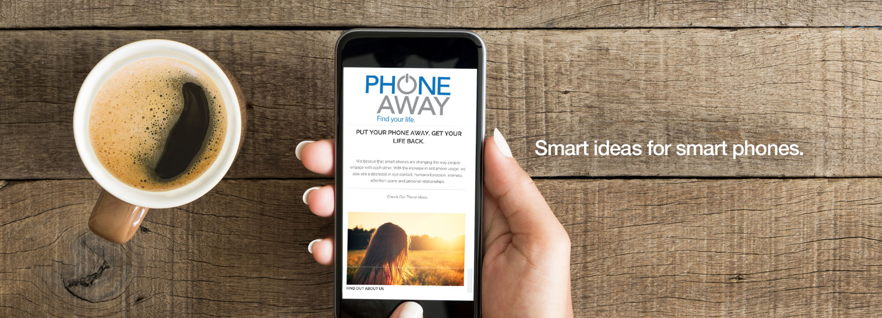 Products to help you manage phone addictions.