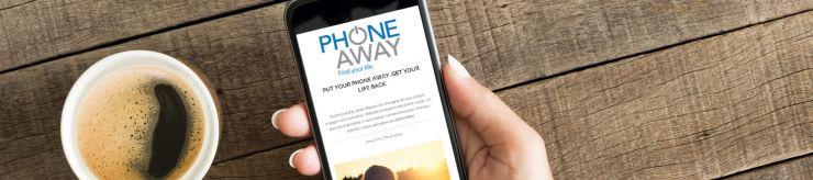 Phone away articles